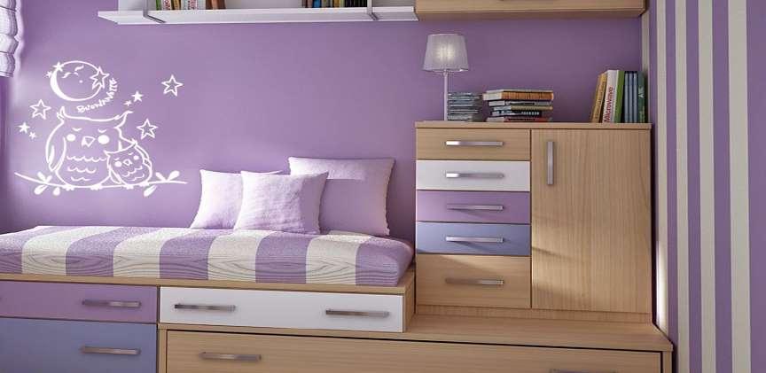Qualche idea per decorare cucina soggiorno e camere da letto - Pareti camere da letto ...
